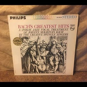 Other - Bach's Greatest Hits Vinyl LP Album